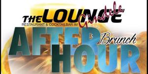 Gindele Lounge After Hour Brunch